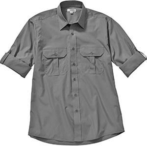 Edwards Men's Roll-Up Long Sleeve Shirt