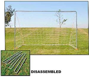 Fold-A-Goal Instant Soccer Goal Backyard Practice