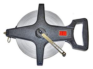 Fold-A-Goal Open Reel Measuring Tape
