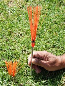 Fold-A-Goal Whiskers for Field Markings Soccer