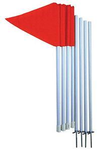 Fold-A-Goal 2 PC. Standard Corner Soccer Flags