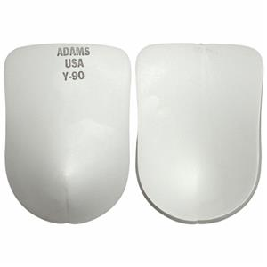 Adams Youth Y-90 2-Pc Football Knee Pad Sets