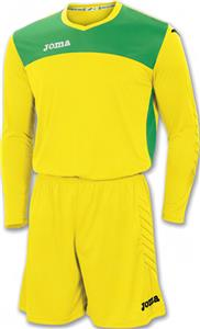 Joma Area IV Soccer Goalie Jersey & Shorts SET