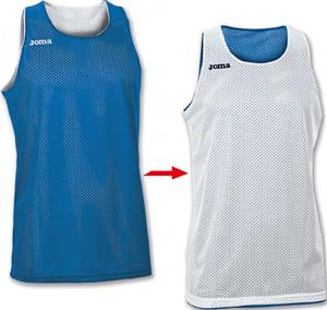 Joma Aro Sleeveless Reversible Basketball Jersey