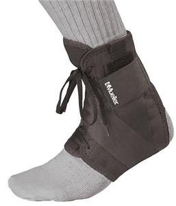 Mueller Nylon Soft Ankle Brace With Straps