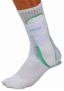 aircast ankle brace instructions