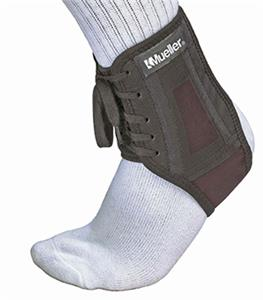 Mueller XLP High Cut Front Ankle Brace
