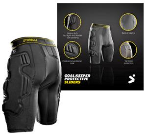 Storelli BodyShield Ultimate Pro Soccer GK Shorts