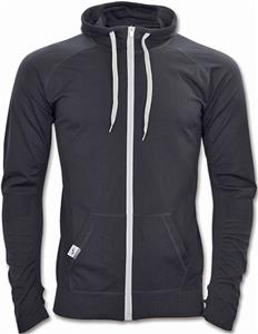 Joma Skin Jaquard Fitted Hooded Full Zip Jacket