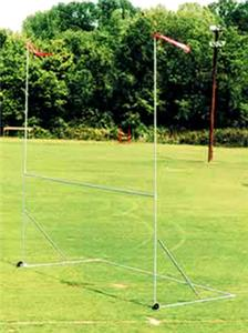 Portable Practice Football Goal H.S. or College
