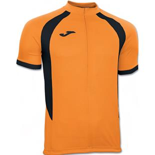 Joma Mens Short Sleeve Fitted Duathlon Shirt