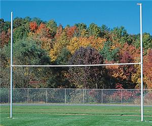 Economy Official Football Goal Posts H-Style