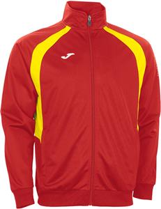 Joma Champion III Polyester Tricot Tracksuit Top