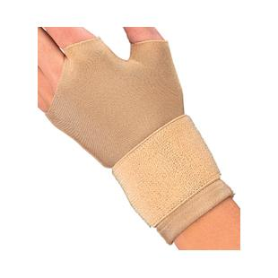 Mueller Fingerless Compression Gloves