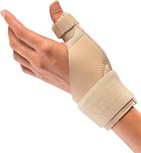 Mueller Thumb Stabilizer Adjustable Metal Splint