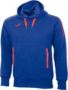 Joma Invictus Fleece Hooded Pullover Sweatshirt