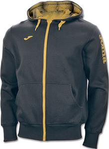 Joma Invictus Fleece Full Zip Hooded Sweatshirt