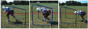 Football Professional Lineman Chute