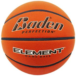 Baden Element NFHS Microfiber Game Basketballs
