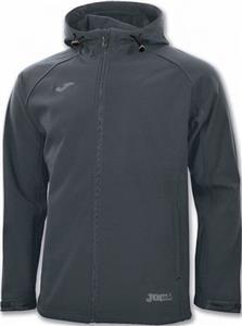 Joma Alaska Soft Shell Polyester Jacket w/Hood