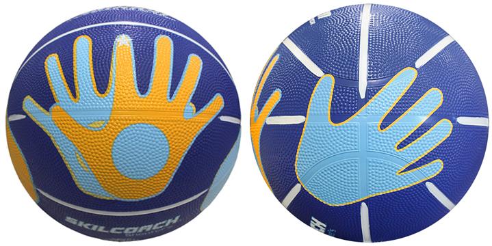 E93061 Baden SKILCOACH Shooter Trainer Rubber Basketballs