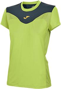 Joma Free Woman Semi Fitted Short Sleeve Shirt