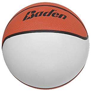 Baden 2 Panel Mini Autograph Size 1 Basketball
