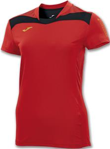 Joma Free Woman Semi Fitted Short Sleeve Shirt