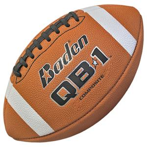 Baden QB1 Composite NFHS Game Footballs