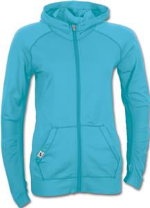 Joma Combi Women's Jacquard Hooded Jacket