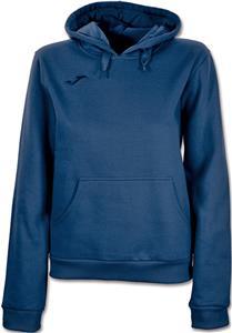 Joma Combi Women's Poly/Cotton Hooded Sweatshirt