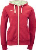 Joma Combi Woman Full Zip Hooded Sweatshirt
