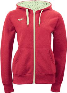 Joma Combi Woman Full Zip Hooded Sweatshirt