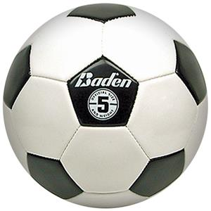 Baden D-Series Classic Machine Stitched Soccerball
