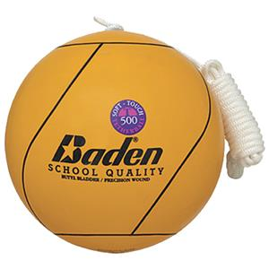 """Baden """"Soft Touch"""" Tetherballs w/Rope T500"""