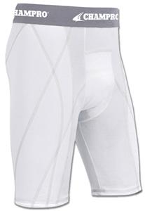 Slider Contour Fit Sliding Shorts-Closeout