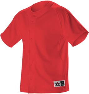 Alleson Womens Warp Knit Mesh Softball Jerseys