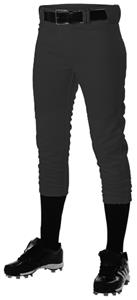 Alleson Womens Warp Knit Low Rise Softball Pants