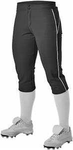 Alleson Women/Girls 2 Color Low Rise Softball Pant