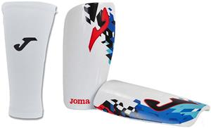 Joma Roma Soccer Shinguards with Sleeves