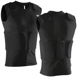 Adams Wear SP-1570 Football Body Shirts w/Pads