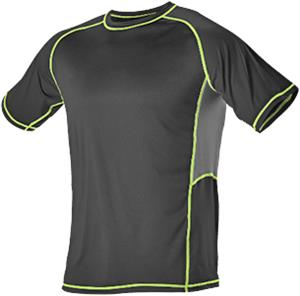 Alleson Fitted Short Sleeve Training Shirts