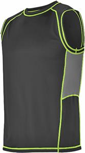 Alleson Fitted Sleeveless Training Shirts