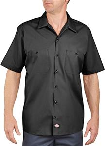 Dickies Men's Short Sleeve Industry Work Shirt