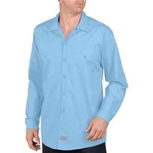 Dickies Men's Long Sleeve Industry Work Shirt