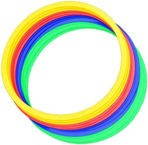 EPS Agility Rings (Set of 12)