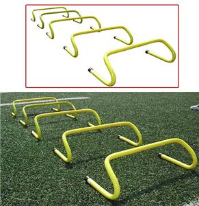"EPS 9"", 11"",  12"" PVC Training Hurdles 6EA - CO"