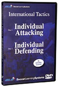 Individual Soccer Tactics, Attacking-Defending-DVD