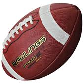 Rawlings PRO5 Game Ball Footballs NFHS/NCAA