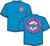 Tandem Sport I Love This Game Volleyball T-Shirt